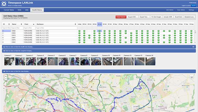 LanLink Timespace Software